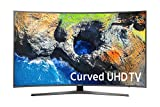 Samsung Electronics UN55MU7500 Curved 55-Inch 4K Ultra HD Smart LED TV (2017