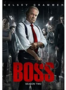 Boss - Season 2 [DVD]