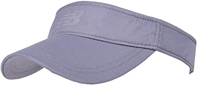 New Balance Visera Performance Gris - Talla única: Amazon.es: Ropa ...