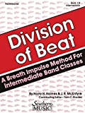 img - for Division of Beat (D.O.B.), Book 1B: Trombone book / textbook / text book