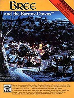 book cover of Bree and the Barrow-Downs