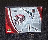 Ken Griffey Jr. 500 Home Run Upper Deck Commem0Rative Card W Serial #'d1500 - 3 1/2 X 5