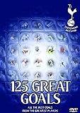 Tottenham Hotspur 125 Goals (Spurs) [DVD]