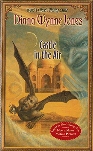 Read Online Castle in the Air (World of Howl) PDF