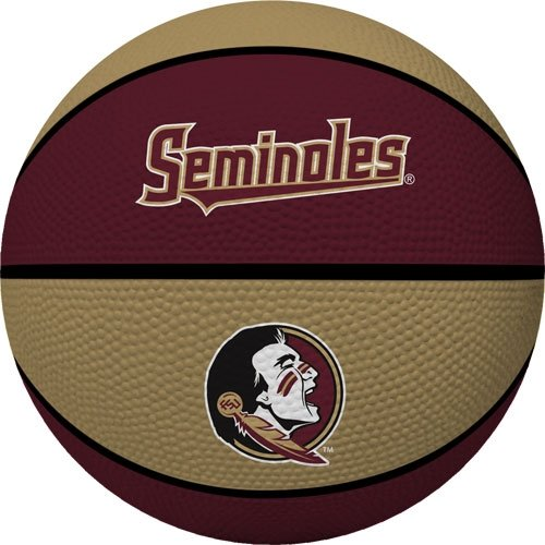 NCAA Florida State Seminoles Crossover Full Size Basketball by Rawlings (Seminoles Basketball Fsu)