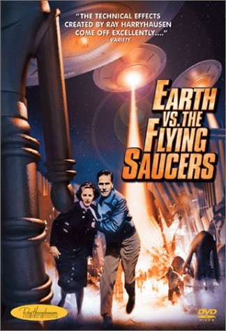 Earth vs. the Flying Saucers [USA] [DVD]: Amazon.es: Hugh Marlowe ...