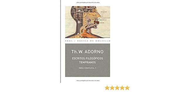 Escritos filosóficos tempranos (Básica de Bolsillo): Amazon.es ...