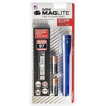 Maglite Mini Incandescent 2 Cell Aa Flashlight Combo Camo