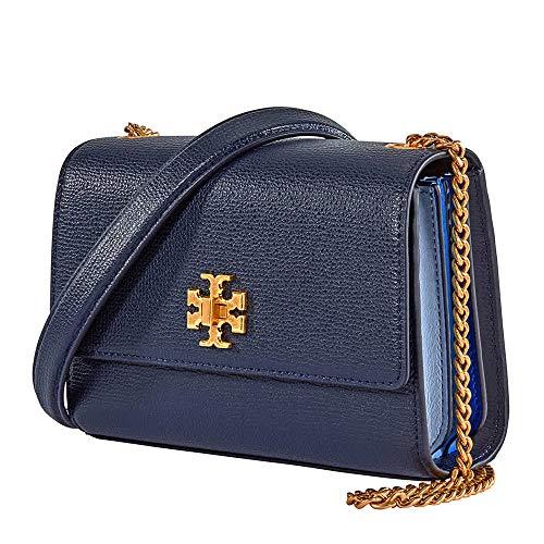 Tory Burch Navy Handbag - 4