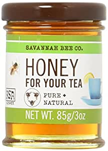 Savannah Bee Company 3-oz. Tea Honey (Pack of 3)