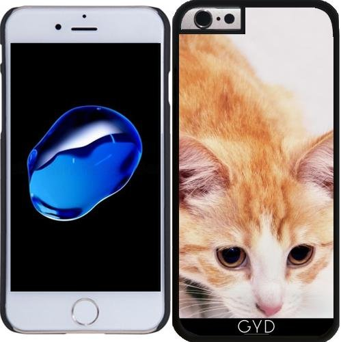 Coque pour Iphone 6 Plus (5,5'') - Chat Ami Animal Animaux by WonderfulDreamPicture