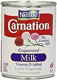 Nestlé Carnation Evaporated Milk 12oz (Pack of 01)