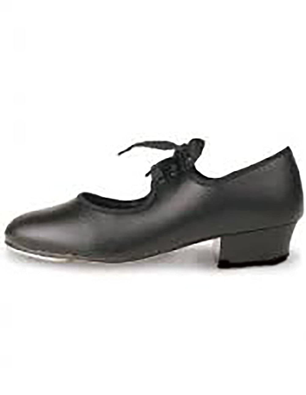 Girls roch Valley tap shoes black sizes child 5 to LARGE 5