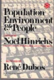 Population, Environment and People, Council on Population and Environment Staff, 0070124078