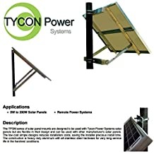 Tycon (TPSM-70x4-UNI) Side of Pole Mount for (2) to (4) 70W or (2)120W Panels