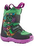 Burton Marvel Youth Mini Grom Hulk Snowboard Boots in Box (8C)