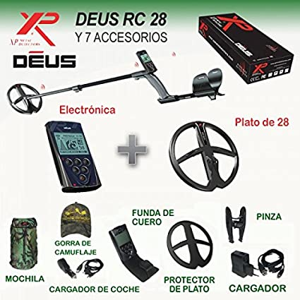 XP DEUS- RC 28