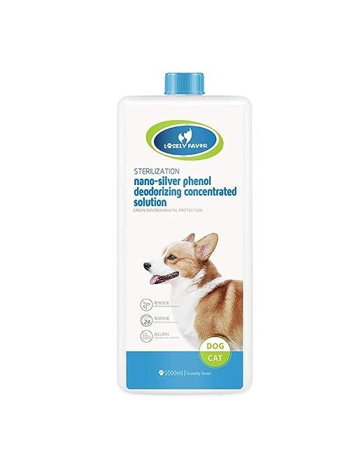Desinfectante de Mascotas líquido Perros Desodorante ...