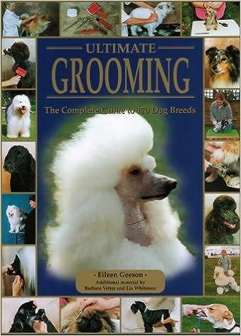 The Ultimate Grooming Amazon Co Uk Eileen Geeson 9781860542527 Books