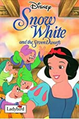 Snow White and the Seven Dwarfs (Disney Easy Reader S.) Hardcover