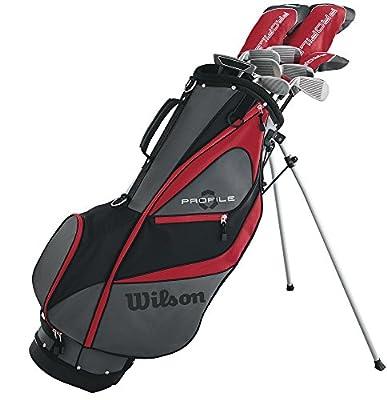 Wilson 2017 Men's Profile XD Golf Complete Set Men's