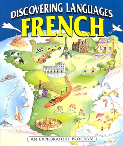Discovering Languages - French by Amsco School Pubns Inc