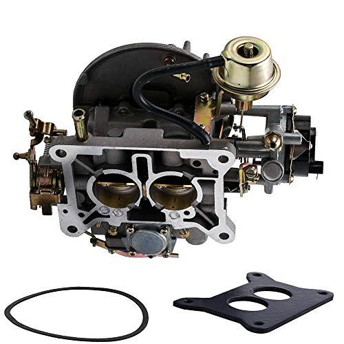 2-Barrel Carburetor Carb Fits For Ford 289 302 351 Cu Jeep 360 Engine 1964-1978