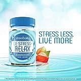 Stressballs, De-Stress + Relax, with Ashwagandha