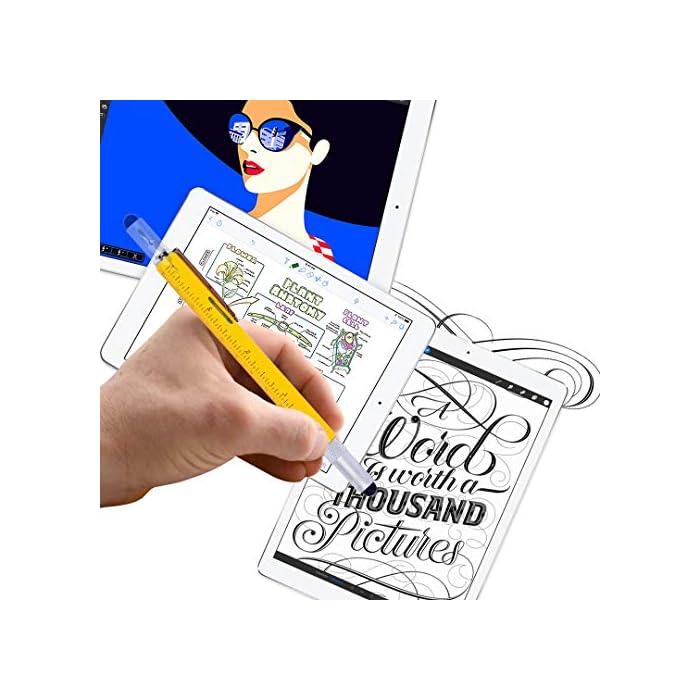 51NF9P puL Haz clic aquí para comprobar si este producto es compatible con tu modelo bricolaje regalos amigo invisible material oficina regalos de navidad: bolígrafo con 4 recargas ; nivel de burbuja ; regla ; destornillador ( cruzada y ranura ) ; lapiz para pantalla tactil y carpeta de plumas hongred es el único vendedor legal de lapiz tactil para tablet puntero movil tactil gadgets bolígrafos regalos para hombres calendario adviento manualidades navideñas y adecuadas como regalos originales para mujeres