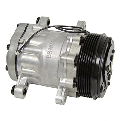 Amazon.com: Dirty Dingo Sanden SD7B10 Mini A/C Compressor Satin Finish: Automotive