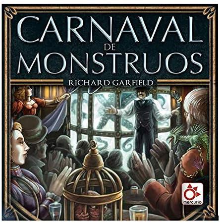 Carnaval de Monstruos - Juego de Mesa [Castellano]: Amazon.es ...