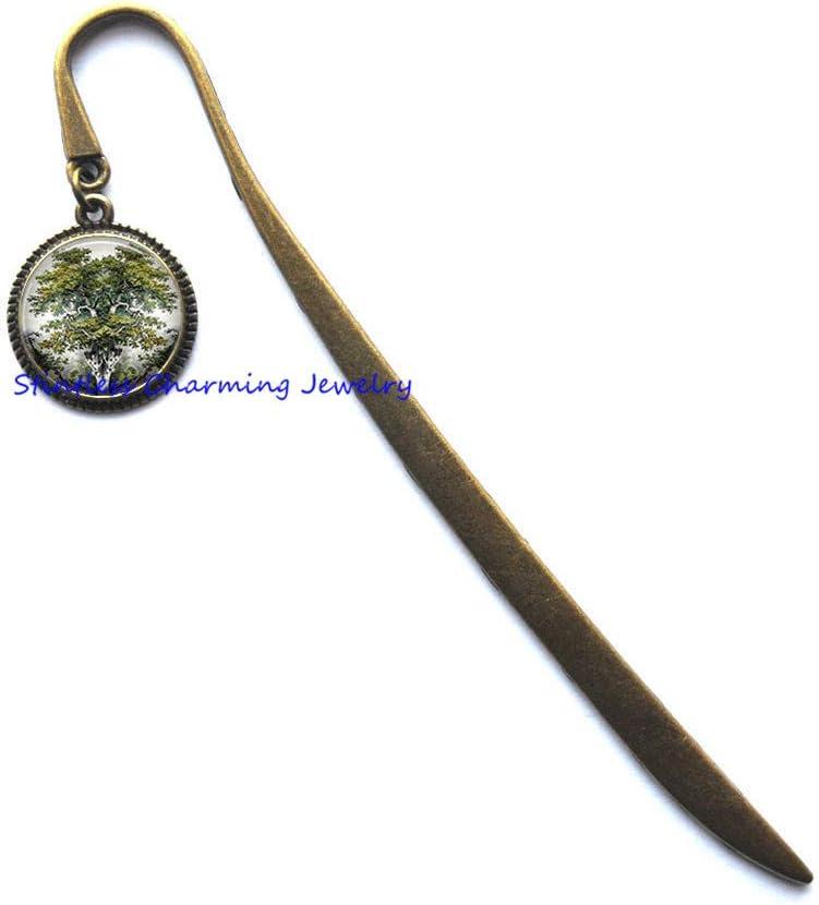 World Tree Bookmarker Norse Mythology Bookmarker C1 Norse Jewelry World Tree Bookmark,Simple Bookmark,Tree Bookmarker-JP245