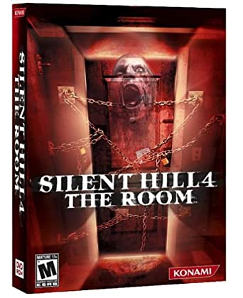 Amazon Com Silent Hill 4 The Room Playstation 2 Artist Not