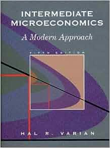 MICROECONOMICS INTERMEDIATE