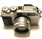 Contax G1 Camera Body with Carl Zeiss Planar 45mm F2 T Lens