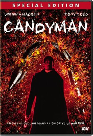 DVD : Candyman (Special Edition, Widescreen, Dolby, , Dubbed)