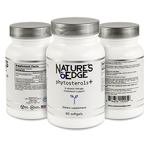 Natural Phytosterol Plus B Dietary Supplement by Nature
