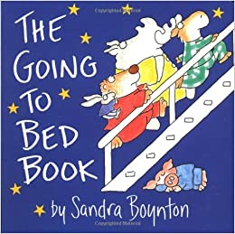Amazon.com: The Going-To-Bed Book (0038332193527): Sandra