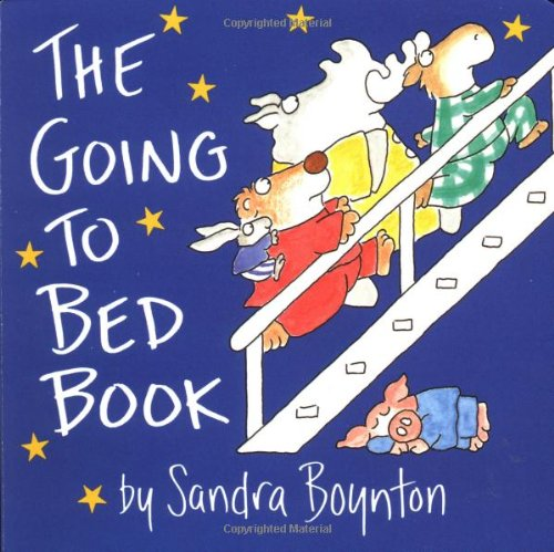 Going Bed Book Sandra Boynton product image