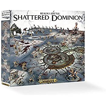 Amazon Com Warhammer Age Of Sigmar Realm Of Battle