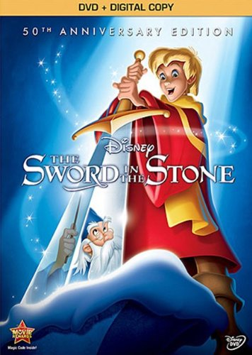 Sword in the Stone: 50th Anniversary Issue (DVD + Digital Copy)