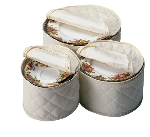 Richards Homewares Tabletop Storage Cotton