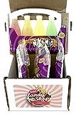Nik-L-Nip Mini Drinks Candy - Four (4) packs of 4