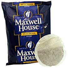 SCS Maxwell House Coffee Special Delivery Filter Pack - 42 Count by Maxwell House
