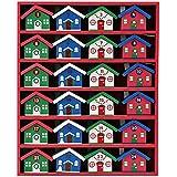 【カルディ限定】アドベントカレンダー 木製ボックス ハウス型 ウッドボックス カレンダー ハウス