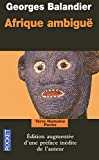 img - for Afrique Ambigue (French Edition) book / textbook / text book