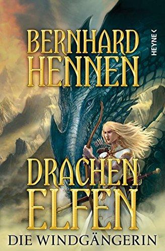 Die Windgängerin (Die Drachenelfen-Saga, Band 2)