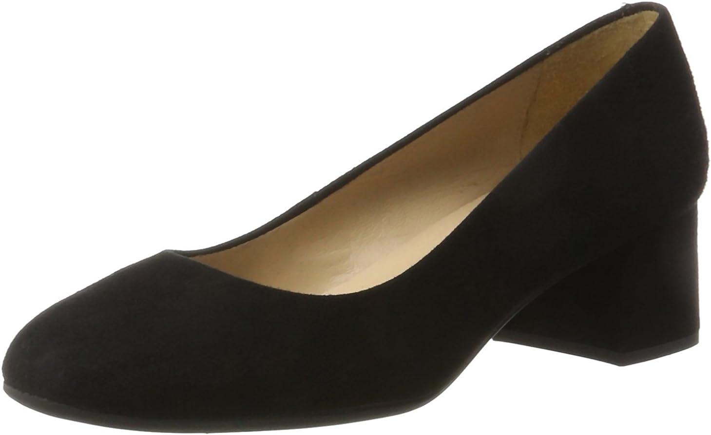 TALLA 38 EU. Unisa Kumer_f17_KS, Zapatos de Tacón para Mujer