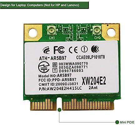Amazon.com: Adaptador de red inalámbrico para ordenador ...