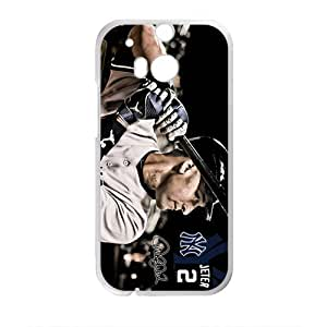 JETER Hansome Man Fahionable And Popular Back Case Cover For HTC One M8